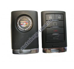 Cadillac(Кадиллак) smart ключ б/у.315Mhz для автомобилей из США. Состояние нового ключа. Возможна ли перезапись- не известно. Гарантии нет!