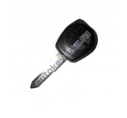 Suzuki(Сузуки) ключ (2 кнопки). Модели:: GRAND VITARA с 2005г., SWIFT с 2004г., SX4 2006-2013 г (номер на плате TS002 )