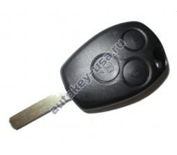 Renault(Рено) КЛЮЧ 3 КНОПКИ PCF 7947