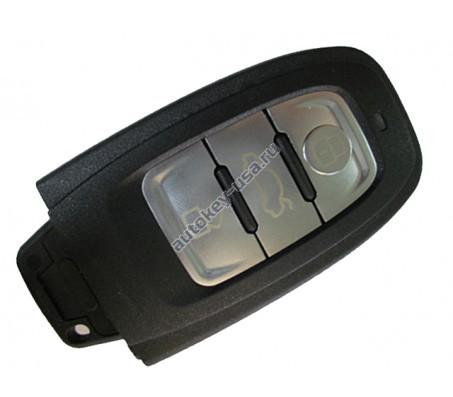 Корпуc smart ключа Audi Audi A6 A4 Q5 A5 A7 A8