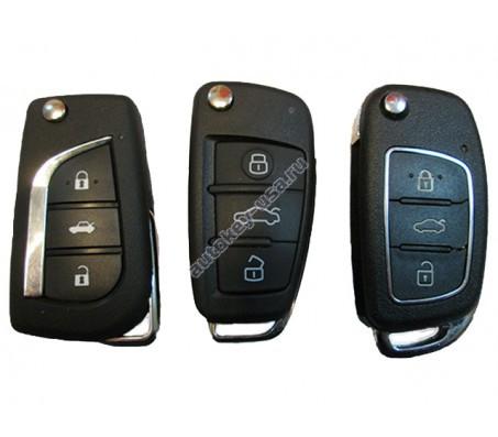 BMW(БМВ) универсальный ключ (Для системы EWS) с выкидным механизмом лезвия. Производитель: Keyless Engineering.