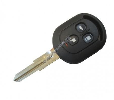 Chevrolet(Шевроле) ключ 3 кнопки. Chevrolet Lacetti ( Лачетти)