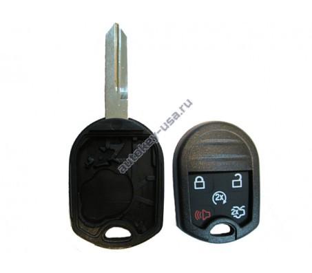 Форд корпус ключа 5 кнопок Эксплорер