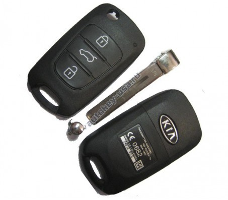 Kia(Киа) корпус выкидного ключа