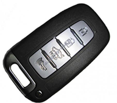 Kia(Киа) smart ключ 4 кнопки
