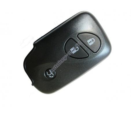 Lexus(Лексус) б/у 3 кнопки Модели: GS300,350,430,460,450H.С 2006 по 2008 г.в. MDL B53EA,P1-94,433Mhz