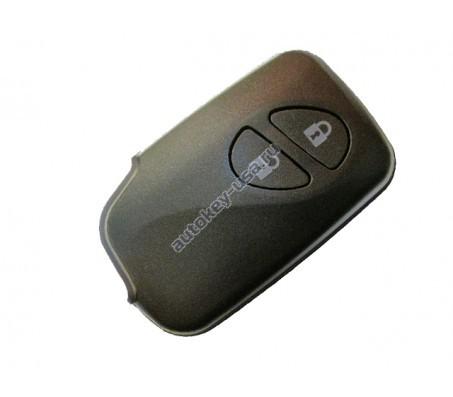 Lexus(Лексус) smart ключ 2 кнопки (АНАЛОГ). Подходит к моделям RX270/350/450 с 2008 по 2015 г.в 434Mhz MDL B74EA