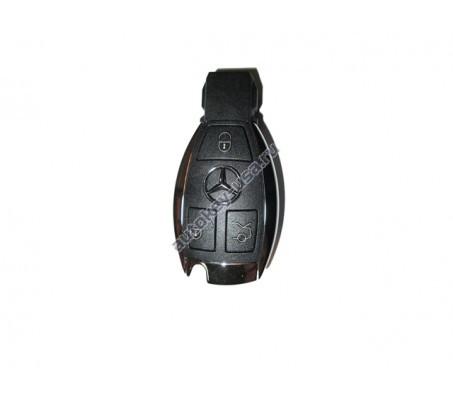 "Mercedes(Мерседес) smart ключ. Производитель ""MBE ENGINEERIC NG"". 433Mhz"