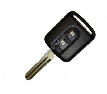 Nissan(Ниссан) корпус дистанционного ключа