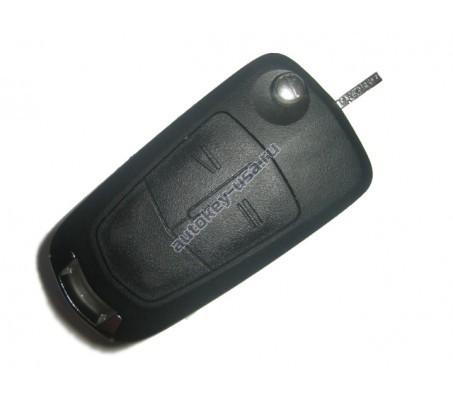Opel(Опель) оригинальный выкидной ключ с дистанционным управлением. Модели:: ASTRA H, ZAFIRA B. Ключ номер:: 13.149.658