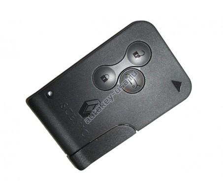 Renault(Рено) Scenic 3 кнопки