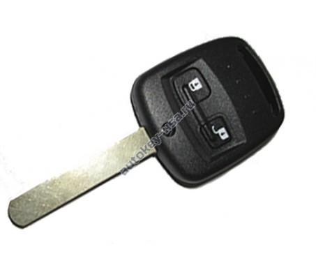 Subaru(Субару) правый руль 2 кнопки 306 Mhz