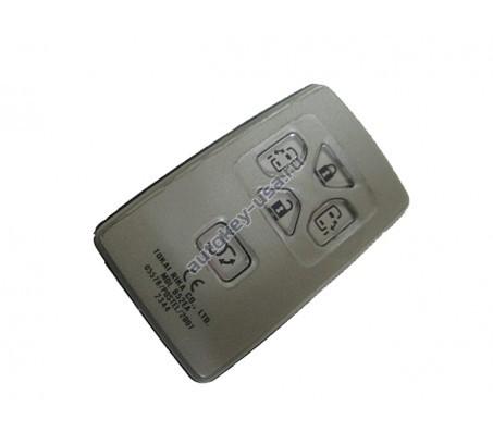 Toyota(Toyota) Alphard smart ключ Б/У с 2010 по 2015 MDL B52EA  433Mhz