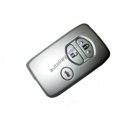 Toyota(Тойота) smart ключ 3 кнопки Venza (АНАЛОГ)