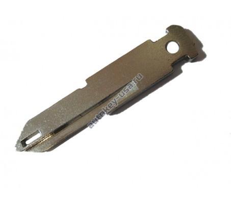 Citroen(Ситроэн) лезвие ключа