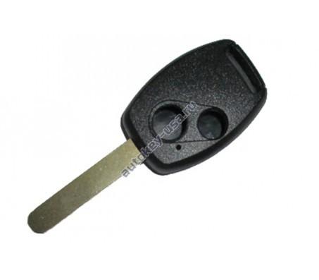 Хонда корпус ключа (2 кнопки)