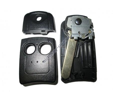 Хонда корпус выкидного ключа (2 кнопки).