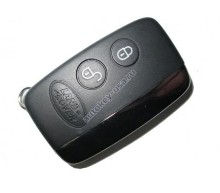 Land Rover(Лэнд Ровер) Defender с 2014 smart ключ (2 кнопки)