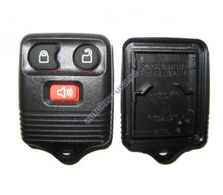 Форд корпус брелка (2 кнопки+паника). США