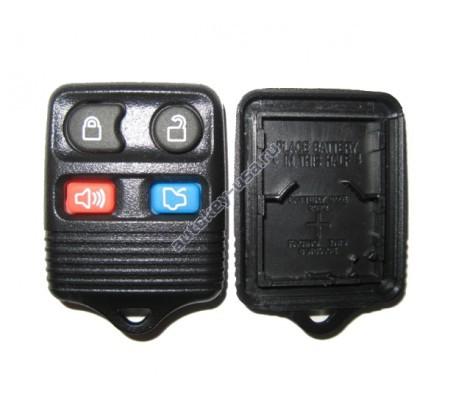Форд корпус брелка (3 кнопки+panic). США