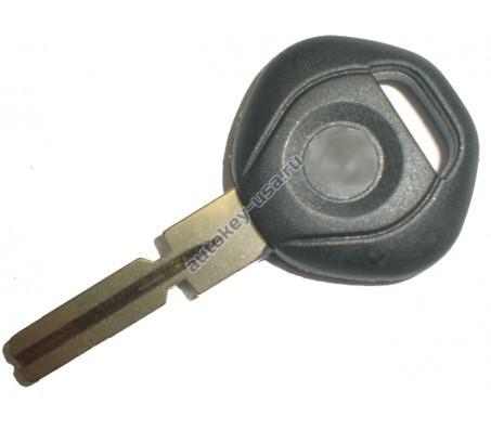 BMW(БМВ) заготовка ключа с местом под чип арт