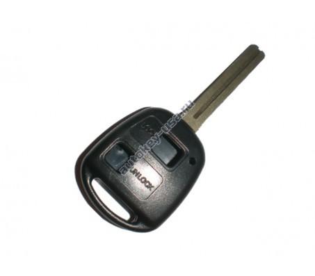 Lexus(Лексус) корпус дистанционного ключа (2 кнопки), лезвие 36мм
