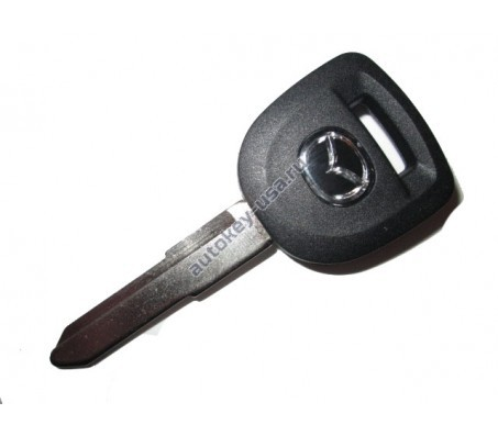 Mazda(Мазда) заготовка ключа под чип
