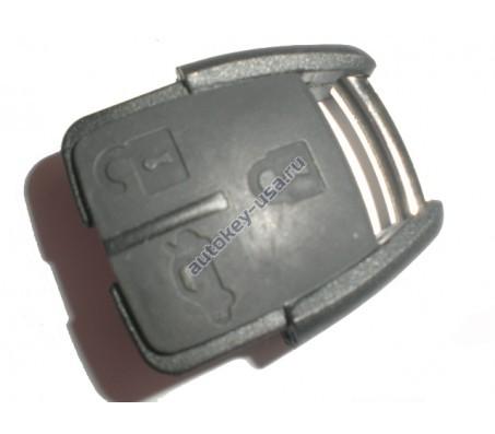 Opel(Опель) часть корпуса ключа 3 кнопки