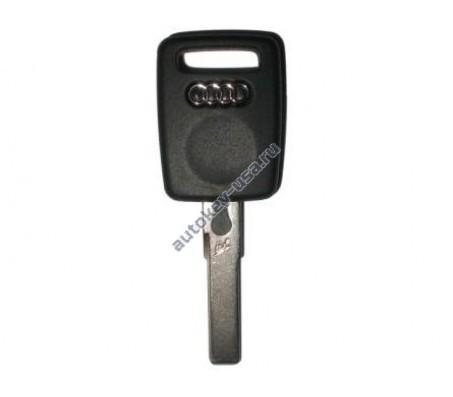 Audi(Ауди) ключ (чип 8Е) модели с 2005