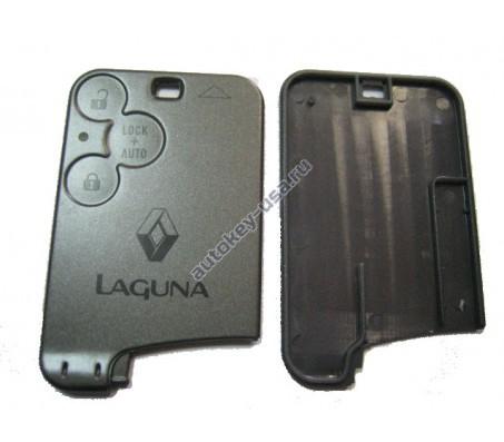 Renault(Рено) Laguna корпус smart-карты 3 кнопки