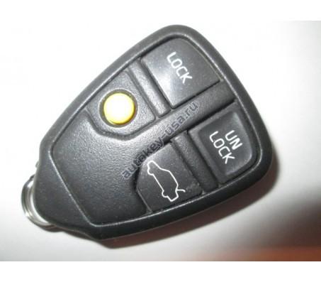 Volvo(Вольво) брелок с дистанционным управлением. Для автомобилей из Европы