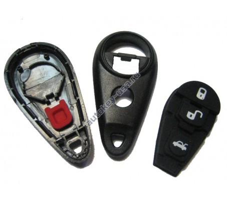 Subaru(Субару) корпус брелока