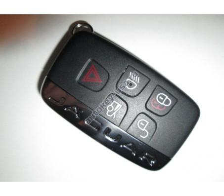 Jaguar(Ягуар) smart ключ. Модели: XF, XJ,XK с 2010