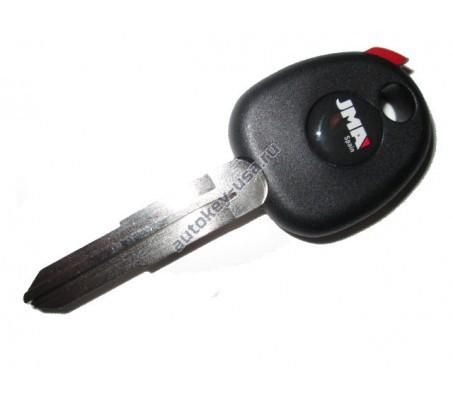 SsangYong(СанЙонг) заготовка ключа с местом под чип. JMA