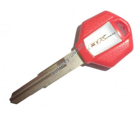 Suzuki(Сузуки) заготовка ключа с местом под чип