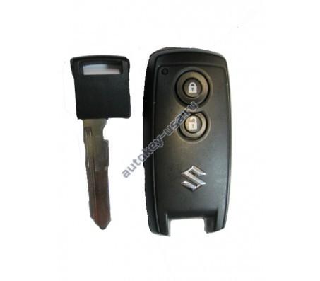 Suzuki(Сузуки) smart ключ (б/у, состояние отличное). Модели:: SX4, Grand Vitara, Ignis