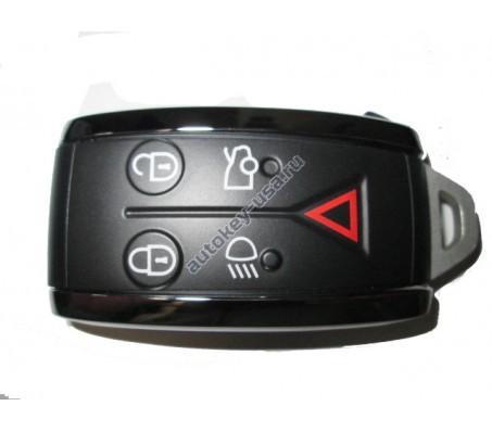 Jaguar(Ягуар) smart ключ. Для автомобилей с 2008г.в