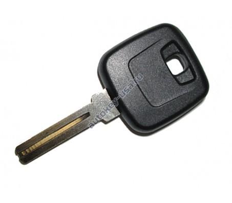 Volvo(Вольво) заготовка ключа с местом под чип.