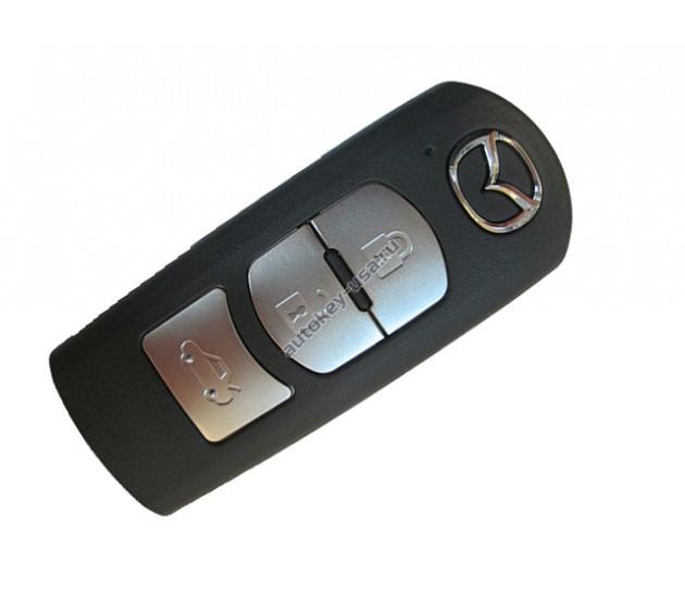 ключ оригинальный mazda 3